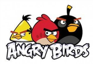 Motivation angry birds