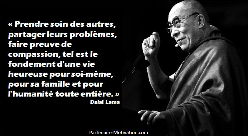 Citaten Dalai Lama : Top des citations du dalai lama
