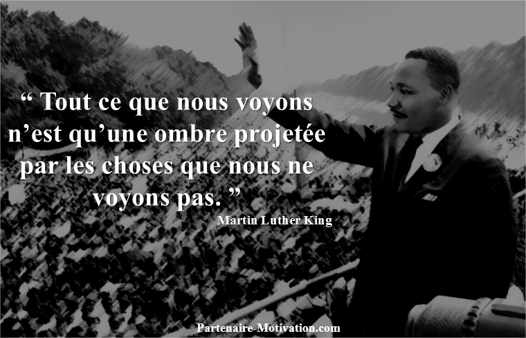 Populaire Top 15 des citations de Martin Luther King RC12
