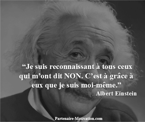 Albert Einstein Citations Motivation