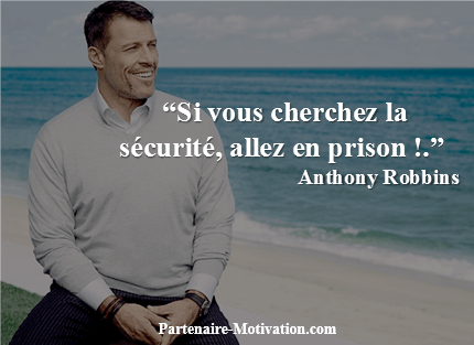 Citations Anthony Robbins