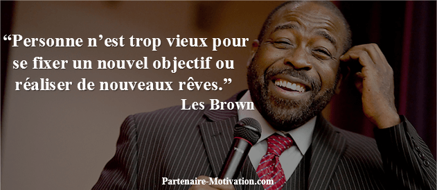 Les Brow Citations Motivation